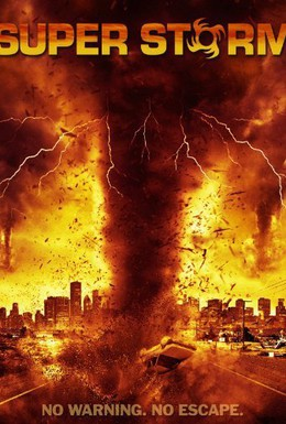Постер фильма Грянет буря (2012)