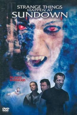 Постер фильма Кровопийцы (2003)