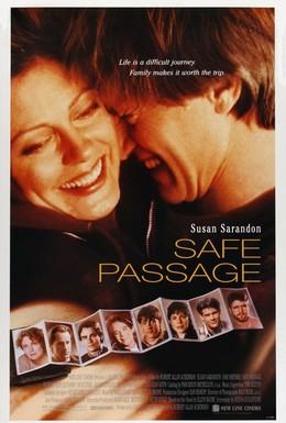 Постер фильма Безопасный проход (1994)