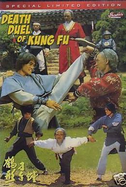 Постер фильма Смертельный поединок мастеров кунг-фу (1979)