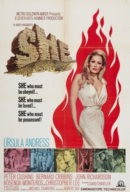 Постер фильма Ши (1965)