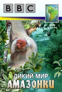 Постер фильма BBC: Дикий мир Амазонки (1990)