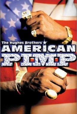 Постер фильма Американский сутенер (1999)