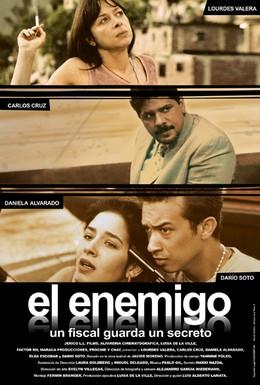 Постер фильма Враг (2008)