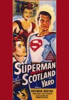 Супермен в Скотланд Ярде (1954)