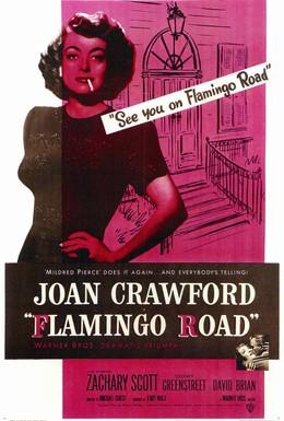 Постер фильма Путь фламинго (1949)
