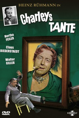 Постер фильма Тетка Чарлея (1956)
