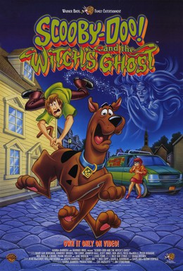 Постер фильма Скуби-Ду и призрак ведьмы (1999)