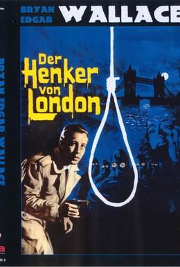 Постер фильма Лондонский палач (1963)