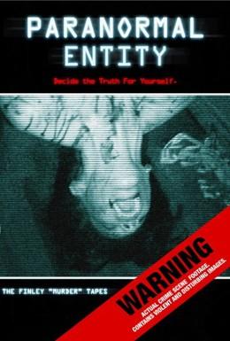 Постер фильма Паранормальная сущность (2009)