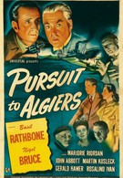 Погоня в Алжире (1945)