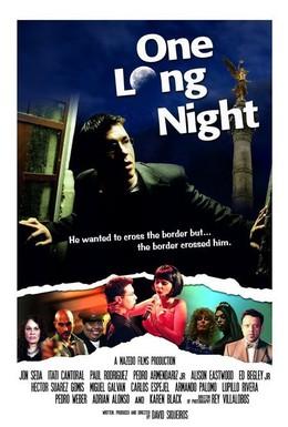 Постер фильма Одна долгая ночь (2007)