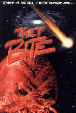 Постер фильма Они кусаются (1996)