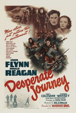 Постер фильма Отчаянное путешествие (1942)
