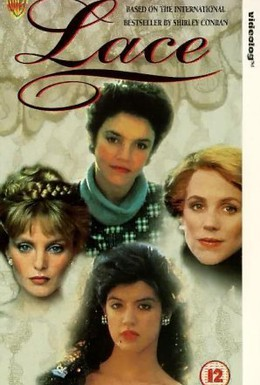Постер фильма Кружева (1984)