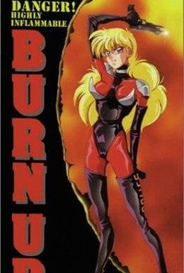 Постер фильма Спецотряд Burn-Up (1991)