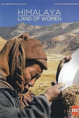 Постер фильма Гималаи, земля женщин (2008)