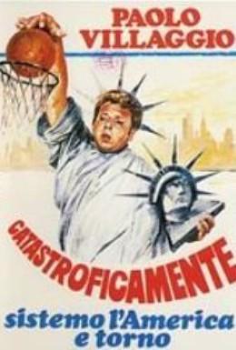 Постер фильма Приведу в порядок Америку и вернусь (1974)