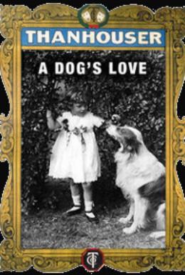 Постер фильма Собачья любовь (1914)