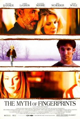 Постер фильма Тени прошлого (1997)