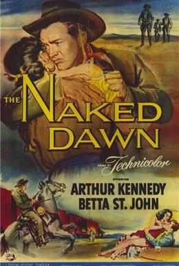 Постер фильма Нагой рассвет (1955)