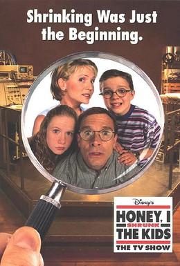Постер фильма Дорогая, я уменьшил детей (1997)