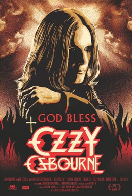 Постер фильма Боже, храни Оззи Осборна (2011)