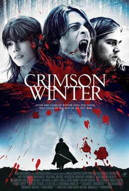 Постер фильма Багровая зима (2013)