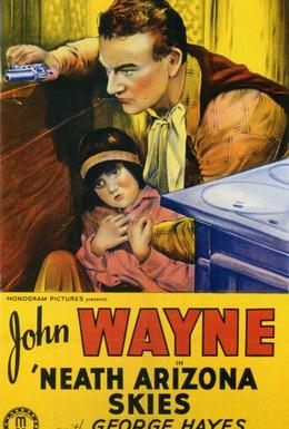 Постер фильма Под небом Аризоны (1934)