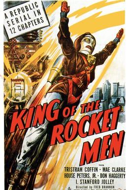 Постер фильма Джефф Кинг - человек-ракета (1949)