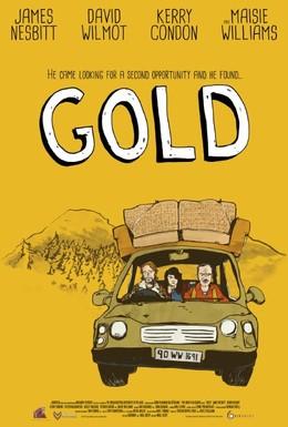 Постер фильма Золото (2014)