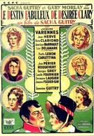 Удивительная судьба Дезире Клари (1942)