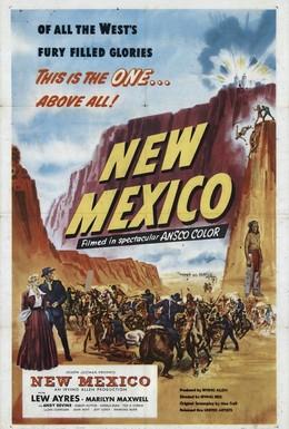 Постер фильма Нью-Мексико (1951)