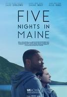 Пять ночей в Мэне (2015)