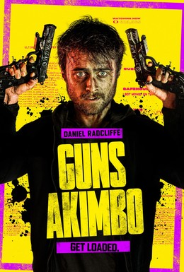Постер фильма Пушки Акимбо (2019)