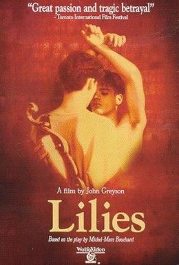 Постер фильма Лилии (1996)
