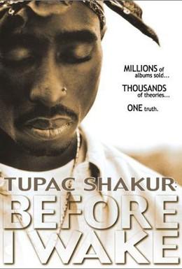 Постер фильма Tupac Shakur: Прежде, чем я проснусь (2001)