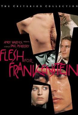 Постер фильма Тело для Франкенштейна (1973)