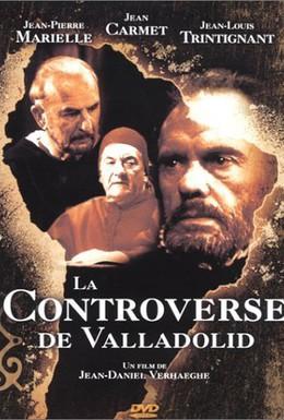 Постер фильма Процесс в Вальядолиде (1992)