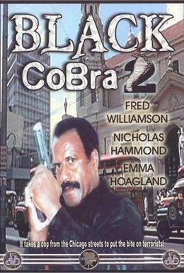 Постер фильма Черная кобра 2 (1989)