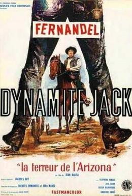 Постер фильма Динамитный Джек (1961)