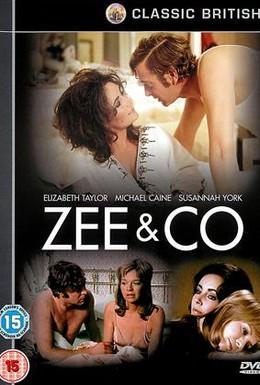 Постер фильма Зи и компания (1972)
