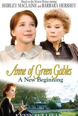 Постер фильма Энн из Зелёных крыш: новое начало (2008)