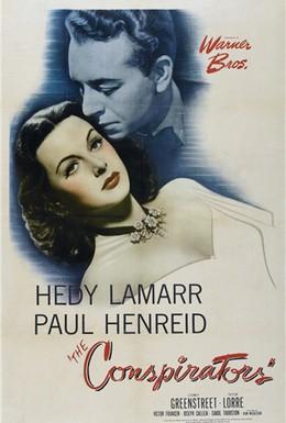 Постер фильма Конспираторы (1944)