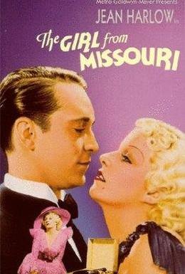 Постер фильма Девушка из Миссури (1934)
