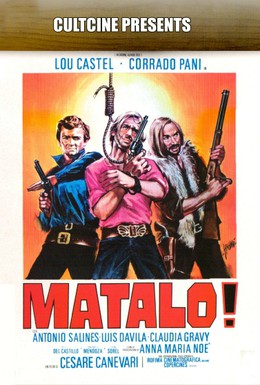 Постер фильма Матало! (1970)