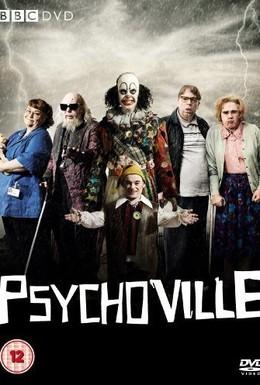 Постер фильма Психовилль (2009)