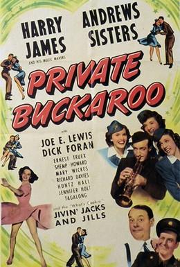 Постер фильма Одинокий ковбой (1942)