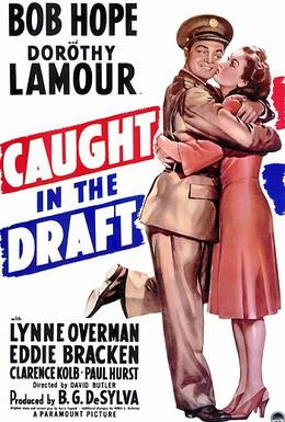 Постер фильма Попавший под призыв (1941)