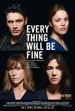 Постер фильма Все будет хорошо (2015)
